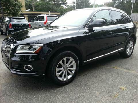 2014 Audi Q5 for sale at Beverly Farms Motors in Beverly MA