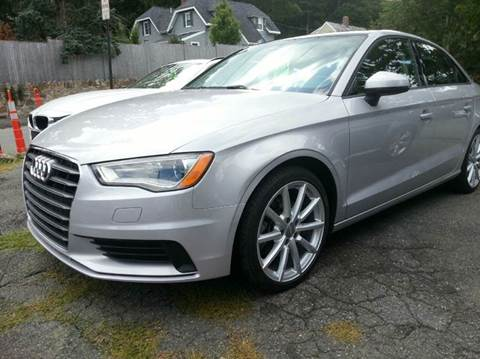 2015 Audi A3 for sale at Beverly Farms Motors in Beverly MA