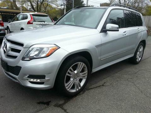 2013 Mercedes-Benz GLK for sale at Beverly Farms Motors in Beverly MA