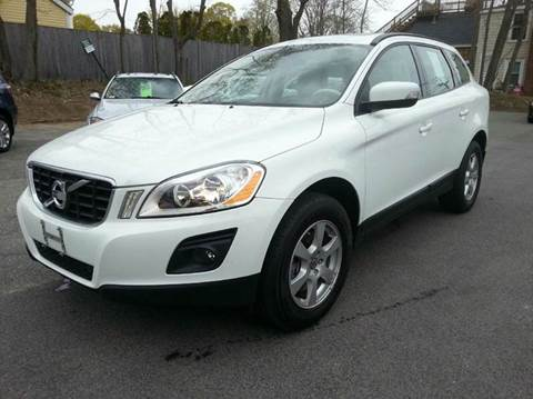 2010 Volvo XC60 for sale at Beverly Farms Motors in Beverly MA