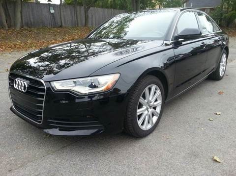 2014 Audi A6 for sale at Beverly Farms Motors in Beverly MA