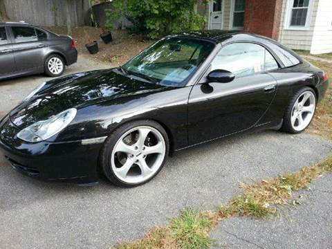 1999 Porsche 911 for sale at Beverly Farms Motors in Beverly MA