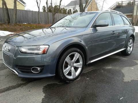 2014 Audi Allroad for sale at Beverly Farms Motors in Beverly MA