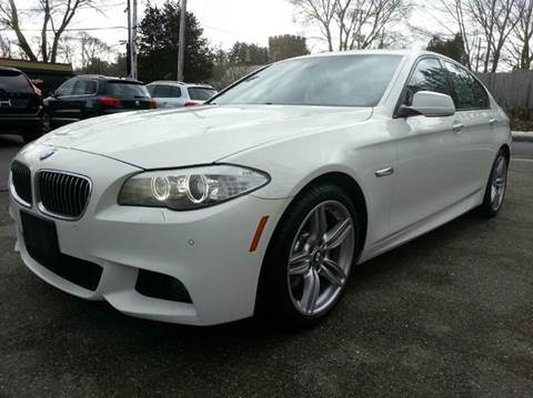 2013 BMW 5 Series for sale at Beverly Farms Motors in Beverly MA