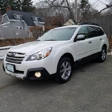 2013 Subaru Outback for sale at Beverly Farms Motors in Beverly MA