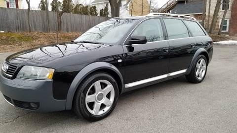 2005 Audi Allroad Quattro for sale at Beverly Farms Motors in Beverly MA