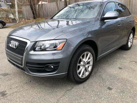2012 Audi Q5 for sale at Beverly Farms Motors in Beverly MA