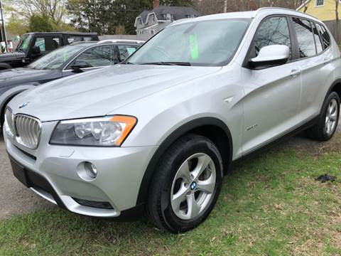 2011 BMW X3 for sale at Beverly Farms Motors in Beverly MA