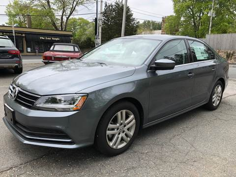 2017 Volkswagen Jetta for sale at Beverly Farms Motors in Beverly MA