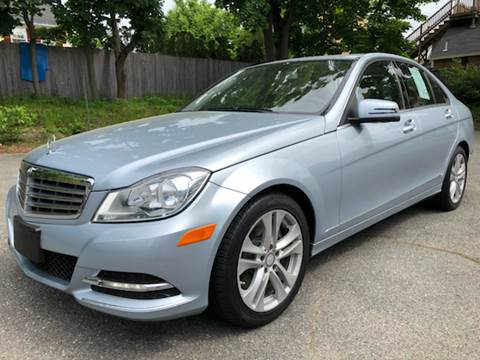 2013 Mercedes-Benz C-Class for sale at Beverly Farms Motors in Beverly MA