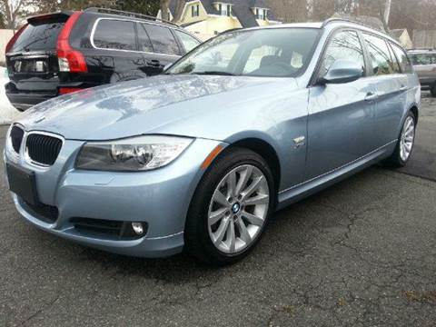 2012 BMW 3 Series for sale at Beverly Farms Motors in Beverly MA