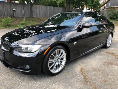 2009 BMW 3 Series for sale at Beverly Farms Motors in Beverly MA