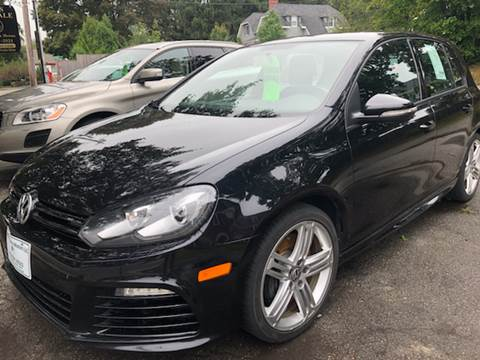 2012 Volkswagen Golf R for sale at Beverly Farms Motors in Beverly MA