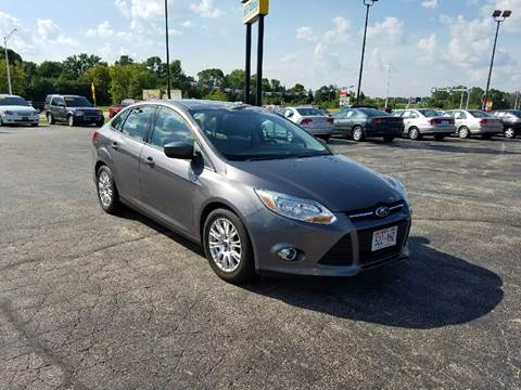 2012 Ford Focus for sale in Menasha, WI
