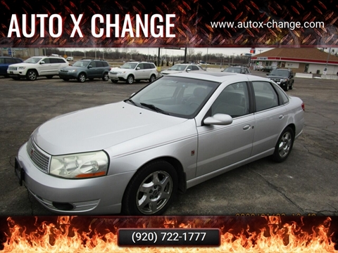 2005 Saturn L300 for sale at Auto X Change in Menasha WI