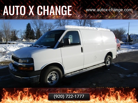 2018 Chevrolet Express Cargo for sale at Auto X Change in Menasha WI