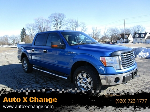 2012 Ford F-150 XLT for sale at Auto X Change in Menasha WI