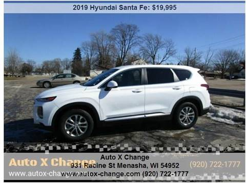 2012 Ford Escape Limited for sale at Auto X Change in Menasha WI