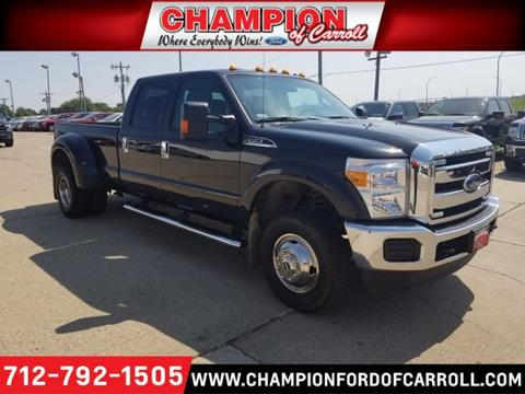 2015 Ford F-350 Super Duty for sale in Carroll, IA