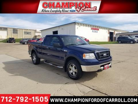 2007 Ford F-150 for sale in Carroll, IA