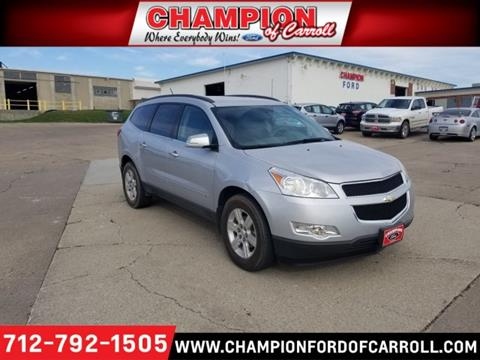 2010 Chevrolet Traverse for sale in Carroll, IA