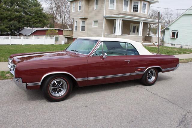 1965 Oldsmobile 442 4-Speed In Peekskill NY - Memory Auto Sales
