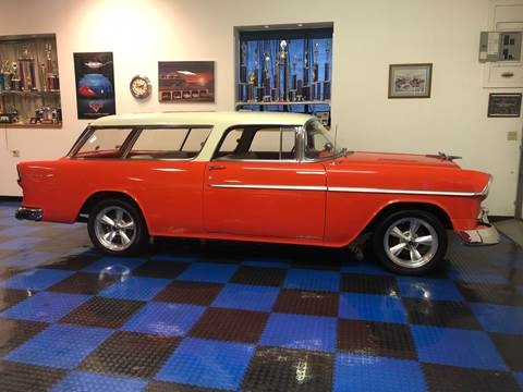 1955 Chevrolet Nomad for sale in Peekskill, NY
