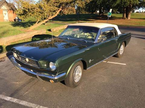 Convertible For Sale in Seattle, WA - Crown Hill Auto Sales