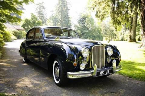 1957 Jaguar Mark VIII for sale in Seattle, WA