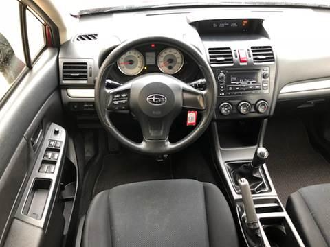 2013 Subaru Impreza Awd 20i 4dr Wagon 5m In Ridgewood Ny Bling