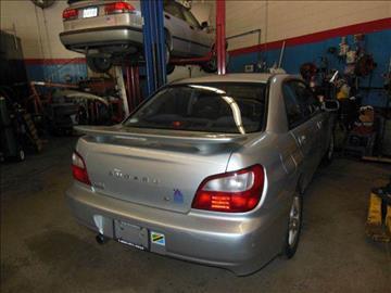 2002 Subaru Impreza for sale in Emmaus, PA
