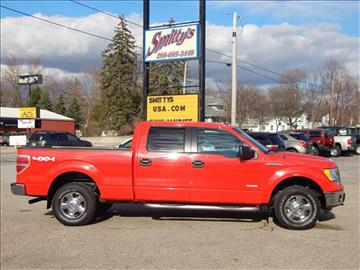 2012 Ford F-150 for sale in Angola, IN