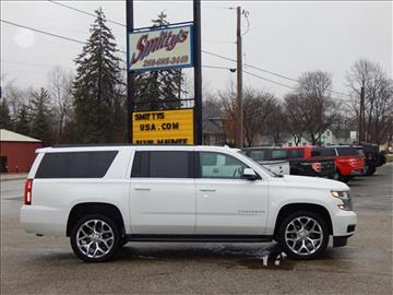 2016 Chevrolet Suburban for sale in Angola, IN