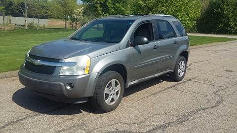 2005 Chevrolet Equinox for sale at Five Star Auto Group in North Canton OH
