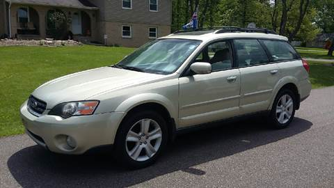 2005 Subaru Outback for sale at Five Star Auto Group in North Canton OH