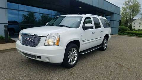 2007 GMC Yukon XL for sale at Five Star Auto Group in North Canton OH