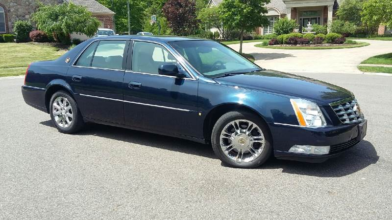2006 cadillac dts luxury ii 4dr sedan in north canton oh five star auto group. Black Bedroom Furniture Sets. Home Design Ideas
