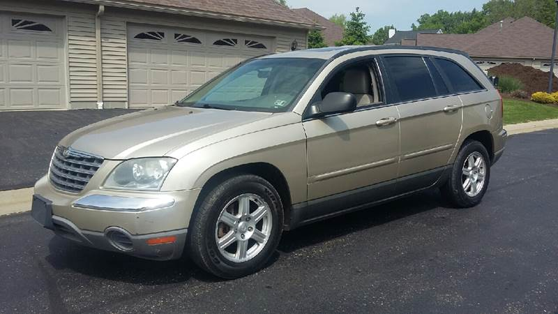 2006 Chrysler Pacifica Awd Touring 4dr Wagon In North
