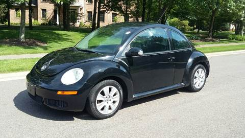 2008 Volkswagen New Beetle for sale at Five Star Auto Group in North Canton OH