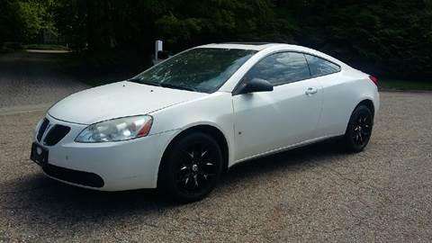 2007 Pontiac G6 for sale at Five Star Auto Group in North Canton OH