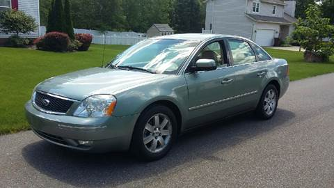 2006 Ford Five Hundred for sale at Five Star Auto Group in North Canton OH