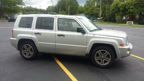 2009 Jeep Patriot for sale at Five Star Auto Group in North Canton OH