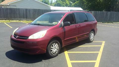 2004 Toyota Sienna for sale at Five Star Auto Group in North Canton OH