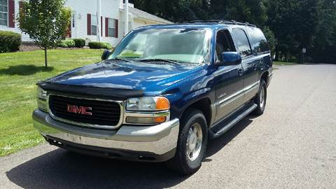 2000 GMC Yukon XL for sale at Five Star Auto Group in North Canton OH