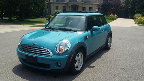 2007 MINI Cooper for sale at Five Star Auto Group in North Canton OH