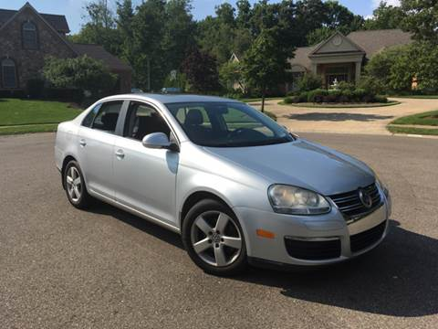 2009 Volkswagen Jetta for sale at Five Star Auto Group in North Canton OH