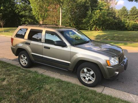2005 Jeep Grand Cherokee for sale at Five Star Auto Group in North Canton OH