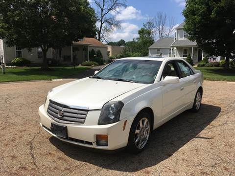 2003 Cadillac CTS for sale at Five Star Auto Group in North Canton OH