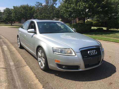 2005 Audi A6 for sale at Five Star Auto Group in North Canton OH