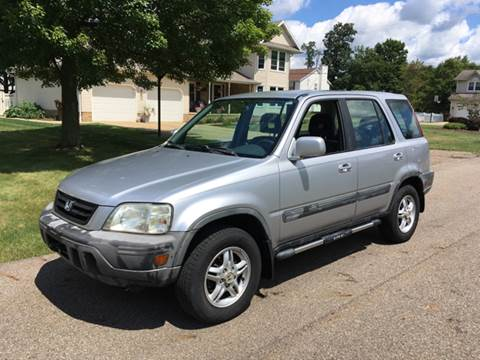 2001 Honda CR-V for sale at Five Star Auto Group in North Canton OH